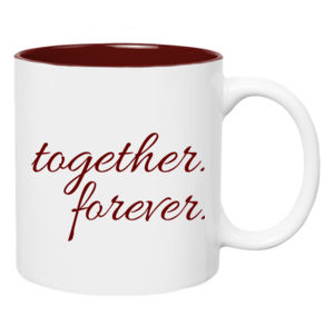 Together Forever Mug Thumbnail