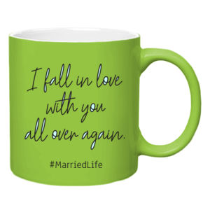 Married Life Mug Thumbnail