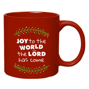 Joy to the World Mug Thumbnail
