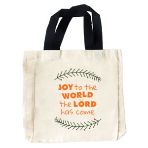 Joy to the World Tote Bag Thumbnail