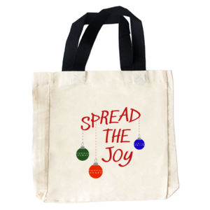 Spread the Joy Tote Bag Thumbnail