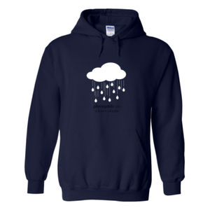 Pluviophile Pullover Hoodie Thumbnail
