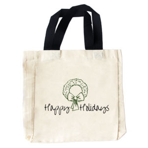 Happy Holidays Tote Bag Thumbnail