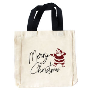 Greetings from Santa Tote Bag Thumbnail