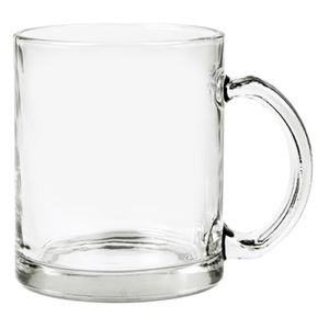 Clear Glass Mug Thumbnail