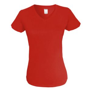 Ladies V-Neck T-Shirt Thumbnail