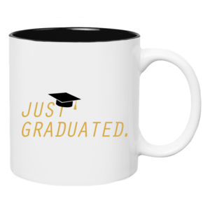 Just Graduated Mug Thumbnail